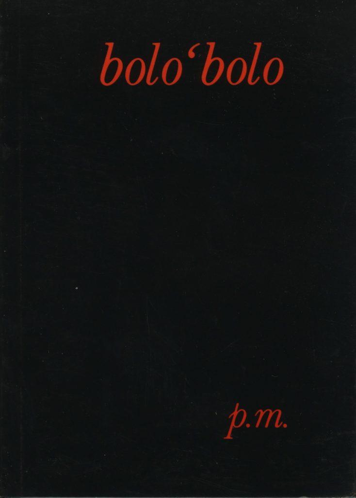 Couverture d'ouvrage: bolo'bolo