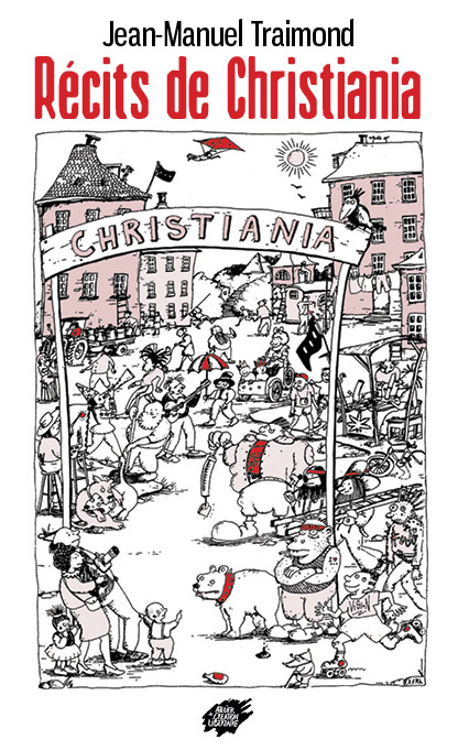 Couverture d'ouvrage: Récits de Christiania