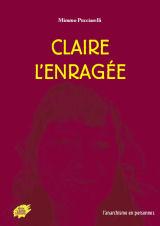 Couverture d'ouvrage: Claire l'enragée