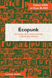 Couverture d'ouvrage: Écopunk