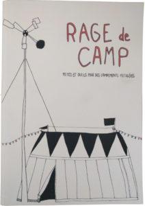 Couverture d'ouvrage: Rage de camp