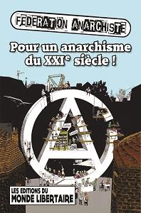 Couverture d'ouvrage: Pour un anarchisme du XXI siècle