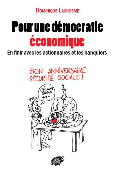 Couverture d'ouvrage: Pour une démocratie économique