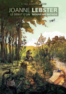 Couverture d'ouvrage: Joanne Lebster - Le début d'un nouveau monde