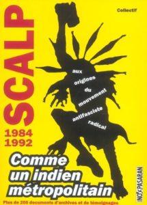 Couverture d'ouvrage: Scalp 1984-1992
