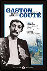 Couverture d'ouvrage: Gaston Couté Œuvres complètes T2