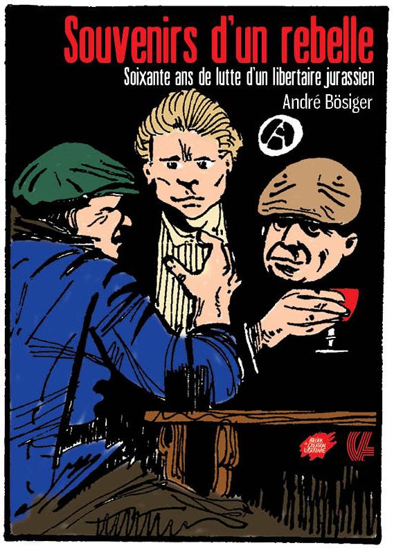Couverture d'ouvrage: Souvenirs d'un rebelle