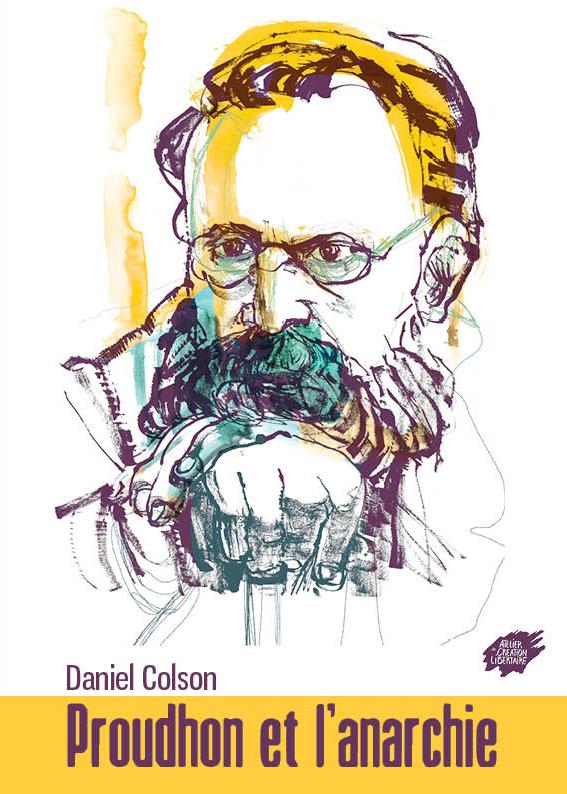 Couverture d'ouvrage: Proudhon et l'anarchie