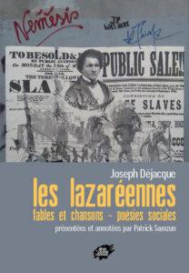 Couverture d'ouvrage: Les Lazaréennes - fables et chansons - poésies sociales